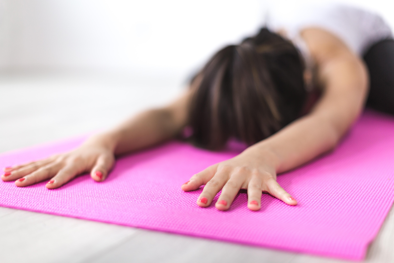 Dehnen & Yoga Nidra in der Mittagspause