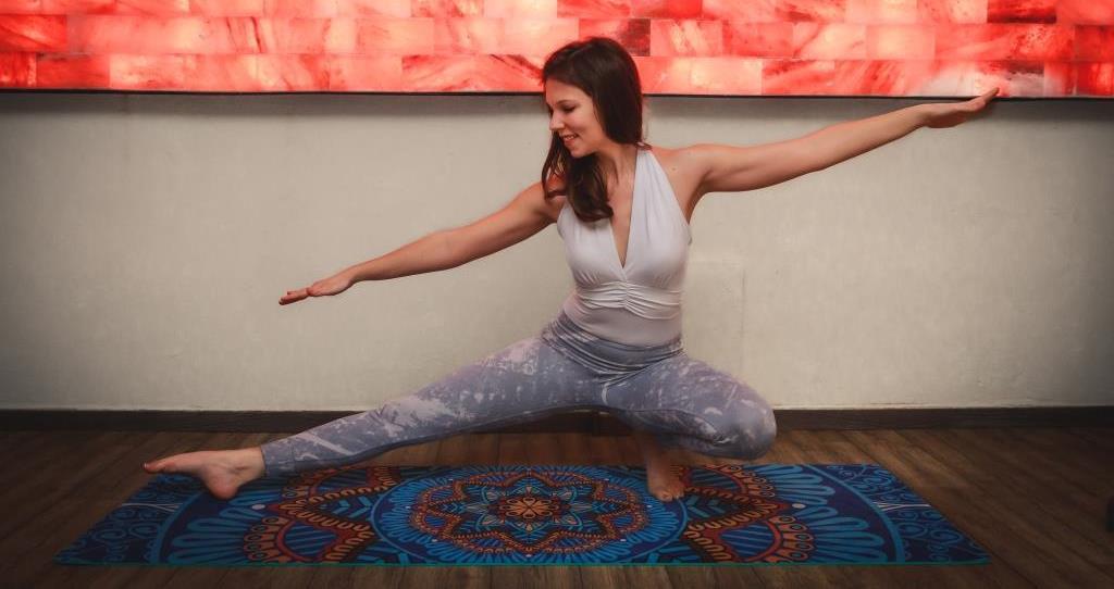 Yoga zum Feierabend